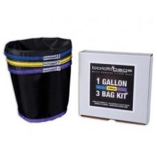 Classic- 1 Gallon 3 Bag Kit