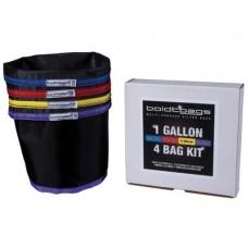 Classic- 1 Gallon 4 Bag Kit