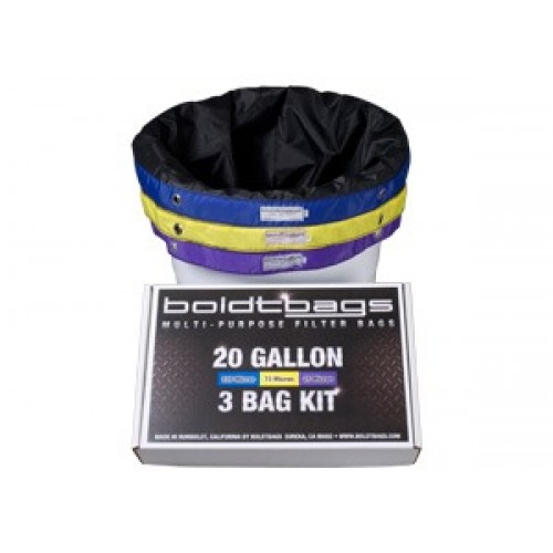 Classic- 20 Gallon 3 Bag Kit