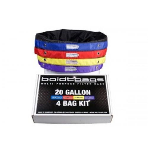 Classic- 20 Gallon 4 Bag Kit