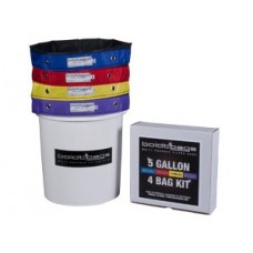 Classic- 5 Gallon 4 Bag Kit