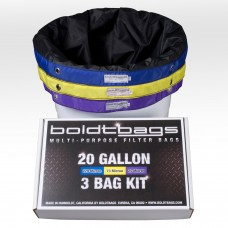 Classic- 20 Gallon 3 Bag Kit