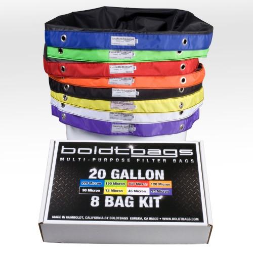 Classic- 20 Gallon 8 Bag Kit