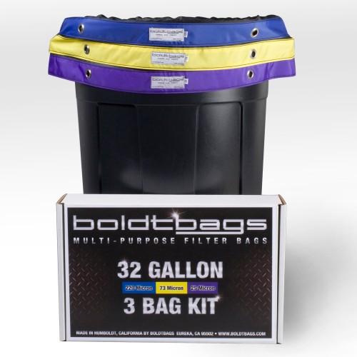 Classic- 32 Gallon 3 Bag Kit
