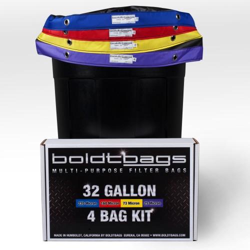 Classic- 32 Gallon 4 Bag Kit