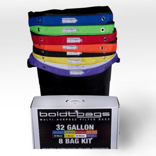 Classic- 32 Gallon 8 Bag Kit