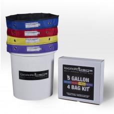 Classic- 5 Gallon 4 Bag Kit