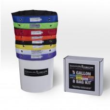 Classic- 5 Gallon 8 Bag Kit