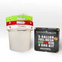 Full Mesh – 5 Gallon 3 Bag Kit