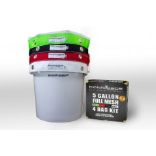 Full Mesh – 5 Gallon 4 Bag Kit