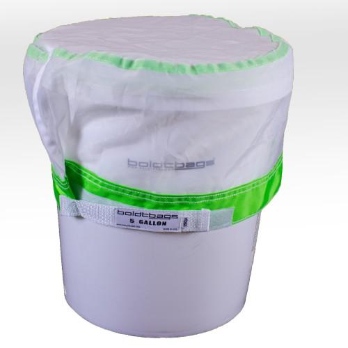 Lock Top – 20 Gallon Full Mesh Stackers Single Bag