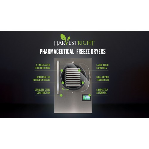 Harvest Right™ Pharmaceutical Freeze Dryer - Medium