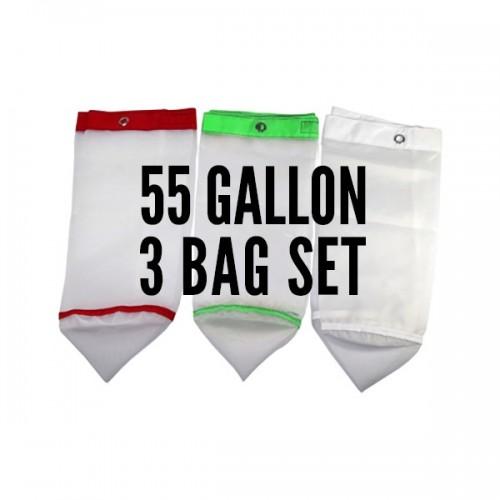 Full Mesh – 55 Gallon 3 Bag Kit