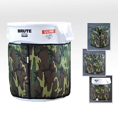 32 Gallon Barrel Insulation Jacket for Uline brute cans
