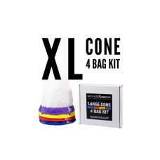 Cone (XL) 4 Bag Kit