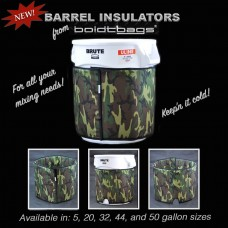 20 Gallon Barrel Insulation Jacket for Uline brute cans