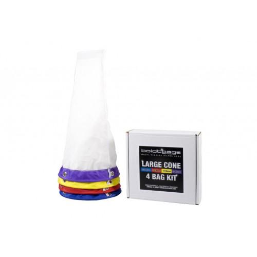Cone (Large) 4 Bag Kit