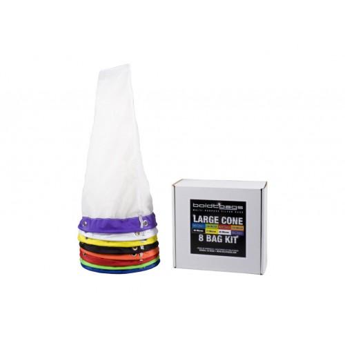 Cone (Large) 8 Bag Kit