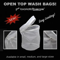 Open Top Wash Bag (Large)