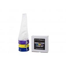 Cone (Small) 3 Bag Kit